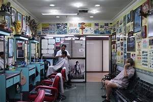 Three old-school barber shops in Singapore