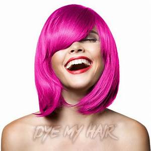 Manic Panic Hot Hot Pink Semi Permanent Hair Dye