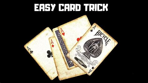 Performing convincing magic tricks requires cunning, quickness, and precision. Perfect Card Trick For Beginners - TUTORIAL! - YouTube