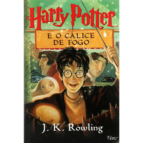 A arrecação de bilheteria ultrapassou os 896 milhões de dólares. Livros e Filmes? Eu sou fã!!!: Harry Potter e o Cálice de Fogo - J. K. Rowling
