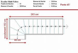 Escalier Quart Tournant Bas : escalier quart tournant bas en bois ~ Dailycaller-alerts.com Idées de Décoration