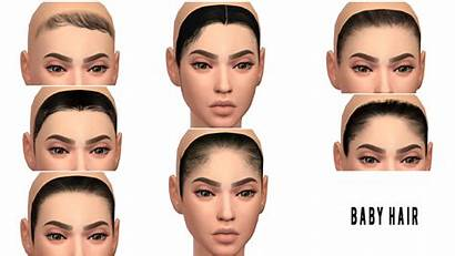 Sims Realistic Create Hair Looking Advertisements Wig