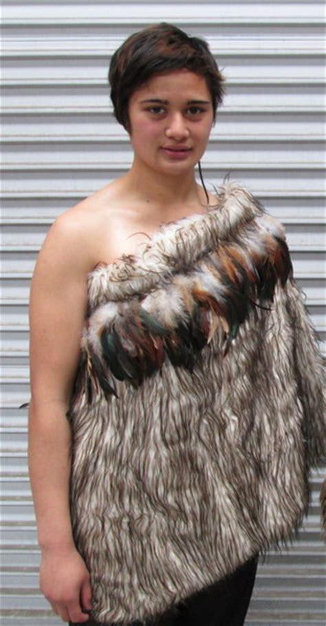 small korowai maori cloak