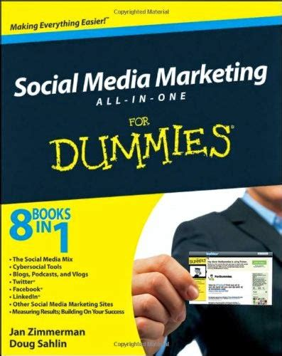 gardening all in one for dummies social media marketing all in one for dummies bookz ebookz