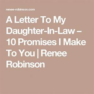 a letter to my daughter in law 10 promises i make to you With letter to daughter in law
