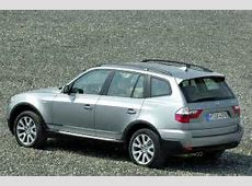 2006 BMW X3 30si E83 specifications & stats 146234