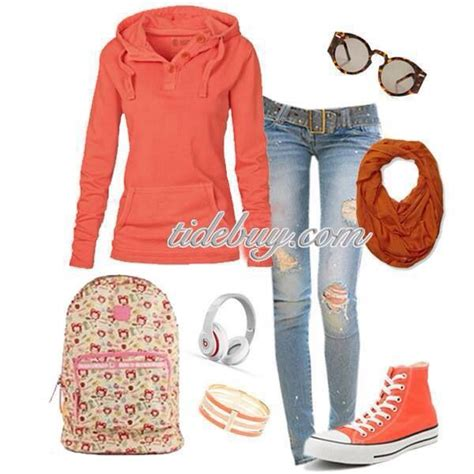 Cute new school outfit! | Fashion | Pinterest