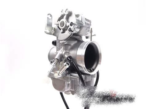 Mikuni Tm 40 Flatslide Racing Carburetor Suzuki Ltz 400