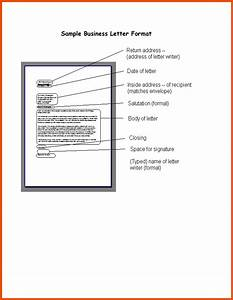 business letter layout example letters free sample letters With 2 in letters