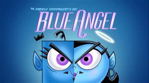 blue angel  odd parents wiki fandom powered  wikia