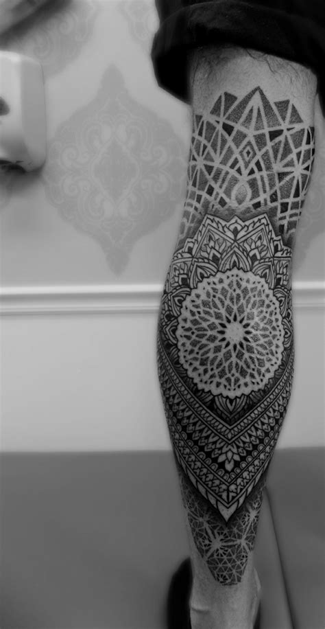 Mandala tattoo- diseños originales y llenos de significado