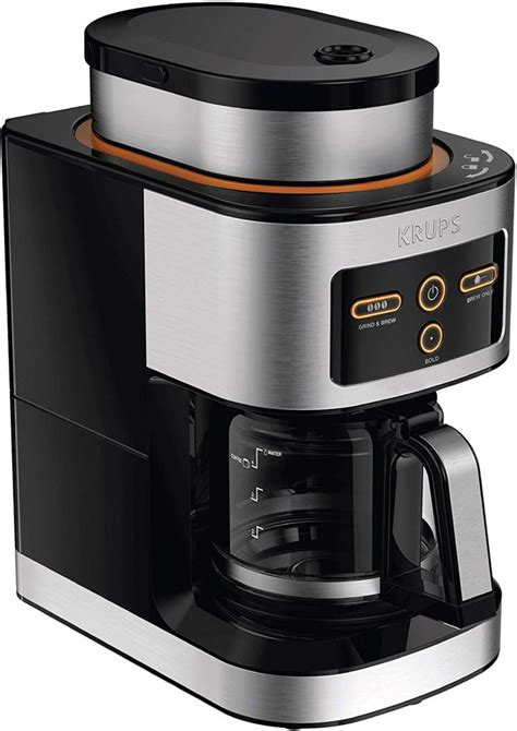 Coffee is richest, and truest to its natural flavor, when beans are brewed within minutes of grinding. 6 Best Single Serve Coffee Makers with Grinder Built-In (2020) - Coffee People