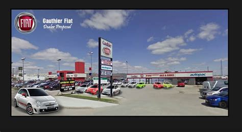 Fiat Car Dealership by New Fiat Dealer Website Launched In America