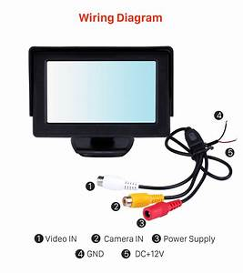 7 Tft Lcd Monitor Wiring Diagram