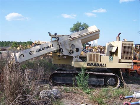 gradall  parts southern tractor