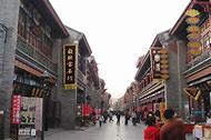 Ancient Culture Street Tianjin China