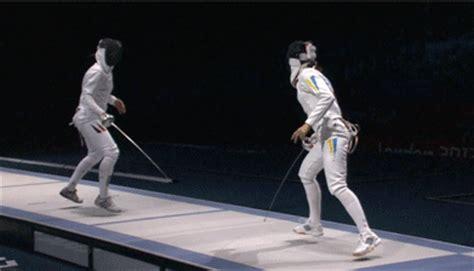 fencing animated gifs gifmania