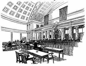 Supreme Court Interior | ClipArt ETC