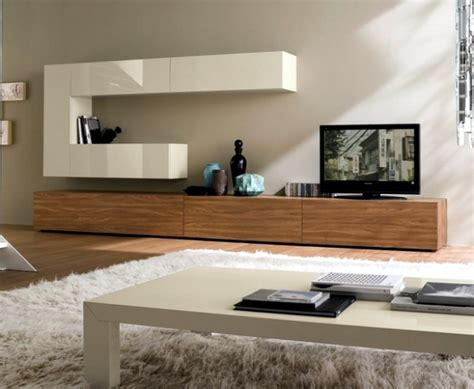 contemporary wall units create diversity  modular