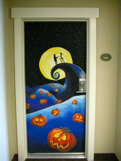 halloween door decorations ideas  pinterest