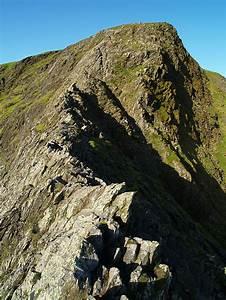 Pointy Light Blencathra Via Sharp Edge