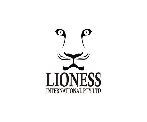 54 Feminine Bold Logo Designs For Lioness International