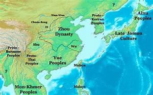 Gallery Zhou Map