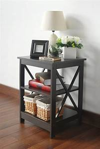 Top, 14, Table, With, Shelf, Underneath, For, Saving, Space