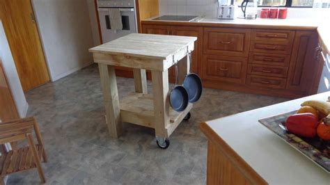 How To Build A Kitchen Island  Deductourcom