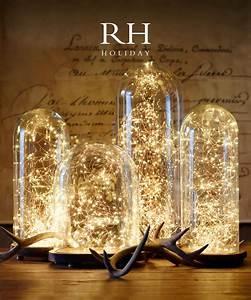 Lampe Sous Cloche : cloche en verre mariekke ~ Teatrodelosmanantiales.com Idées de Décoration