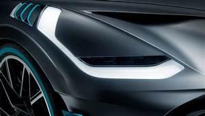 2019 Bugatti Divo LED Headlights 4K Wallpaper HD Car