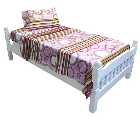 floral circles sheet set pink flowers twin bed sheets