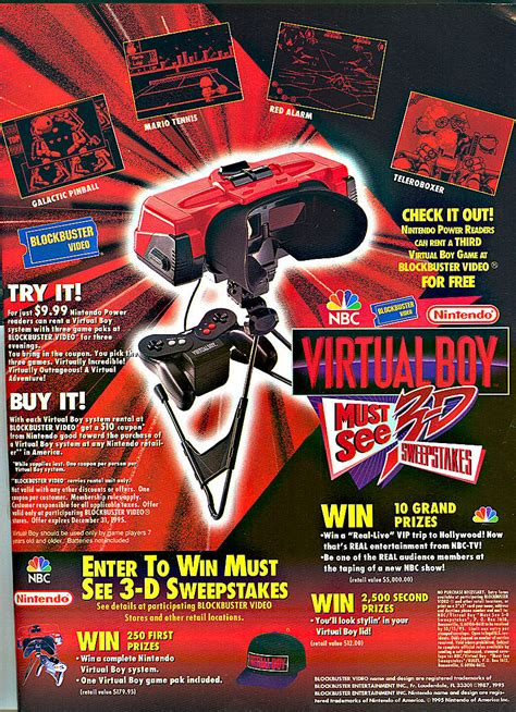 7 Things The Virtual Boy Did Better Than The Nintendo 64