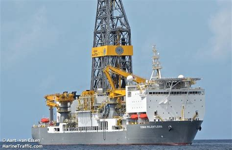 Contract Terminated for Rowan Ultra-Deepwater Drillship ...