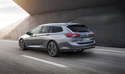 Opel Insignia Sports Tourer by 2017 Opel Insignia Sports Tourer Pictures Gm Authority