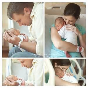 Newborn Hospital Birth Photography