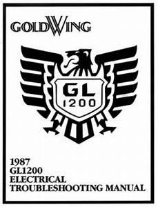 1987 Honda Gl1200 Electrical Troubleshooting Manual