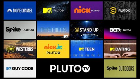 Recently, tv manufacturer vizio incorporated pluto tv into its watchfree service. Viacom's Pluto TV Inks Deal with U.K.'s Channel 5 - Media Play News