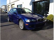 Buy used M3 E46 BMW competition package coupe manual 6