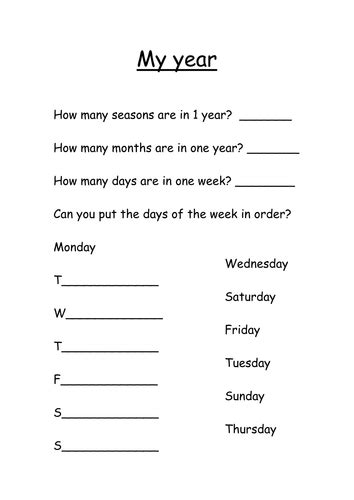 seasons months and days by s0402433 teaching resources 832 | image?width=500&height=500&version=1410910226000