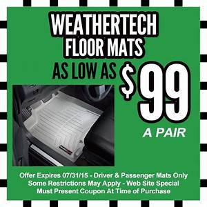 Weathertech coupons 2017 2018 best cars reviews for Weathertech floor mats coupons