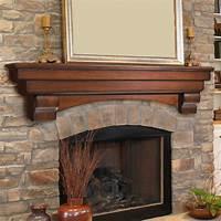 fireplace mantel shelves Pearl Mantels Auburn Traditional Fireplace Mantel Shelf - Fireplace Mantels & Surrounds at Hayneedle