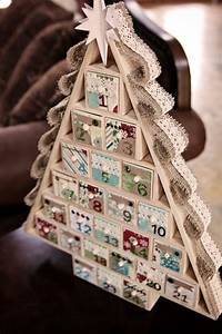 Shabby Chic Diy : easy diy scrappy shabby chic advent calendar my crafty spot when life gets creative ~ Frokenaadalensverden.com Haus und Dekorationen