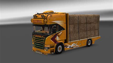 Scania Lupal 1.22.x Truck -euro Truck Simulator 2 Mods