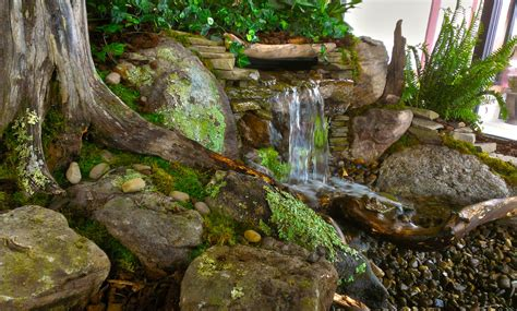 Aquascape Patio Pond Australia by Awesome Indoor Waterfall Decorating Ideas For Landscape