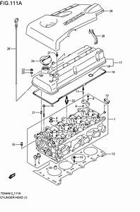Cylinder Head For 2006