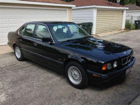 Purchase Used 1995 Bmw 525i Base Sedan 4door 25l Black