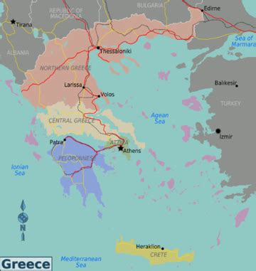 greece travel guide  wikivoyage