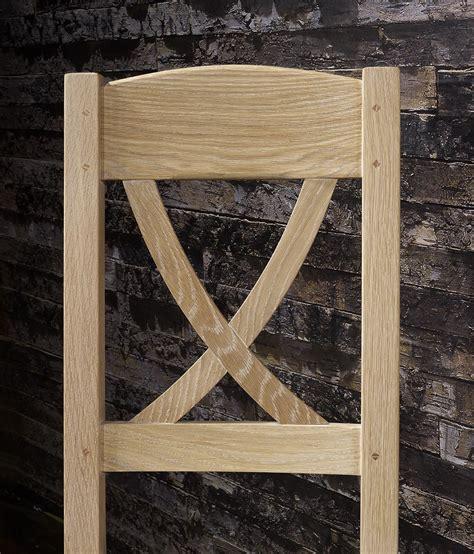 chaise en chêne massif chaise olivier en chêne massif de style cagnard