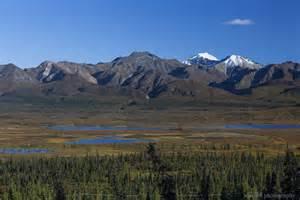 Fairbanks Alaska Mountain Range